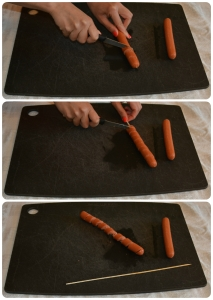 spiral hot dogs