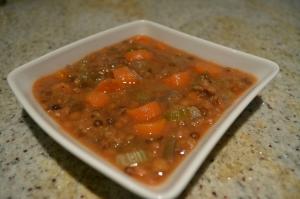 Lentil Soup by Gia Gia