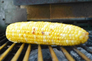 chargrilled corn